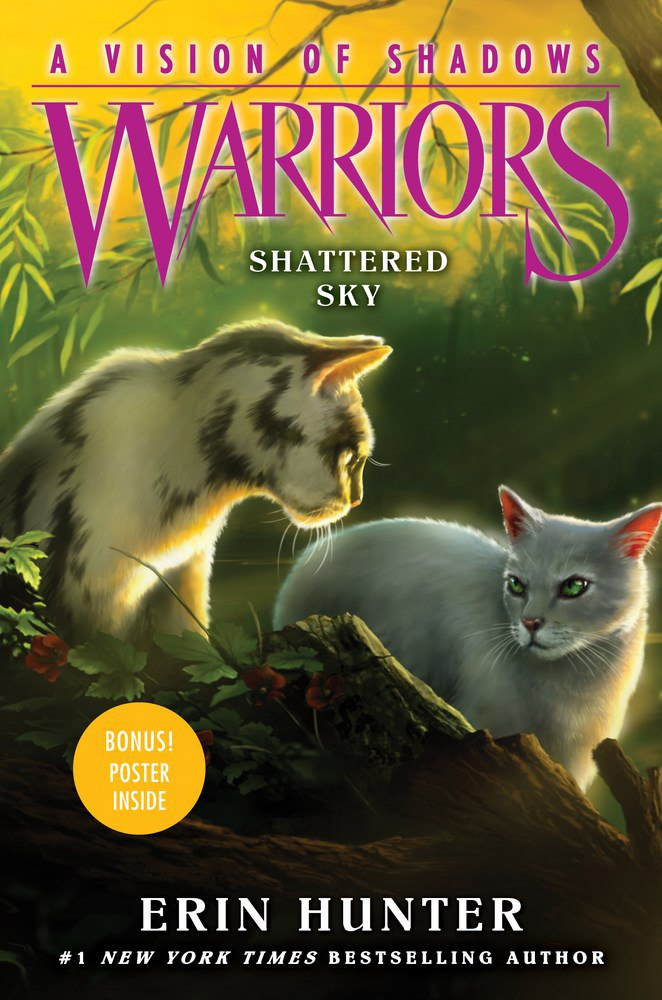 Коты воители битвы племен скачать fb2