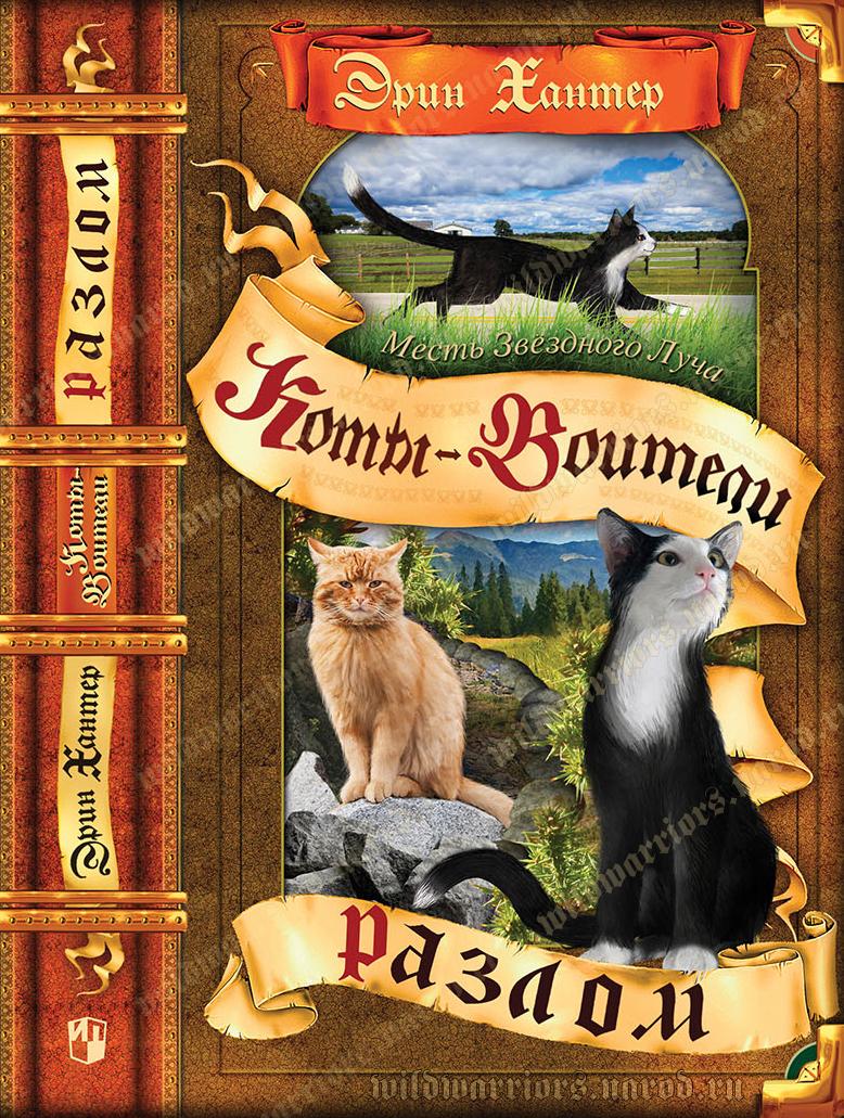 Коты воители краткое содержание всех книг