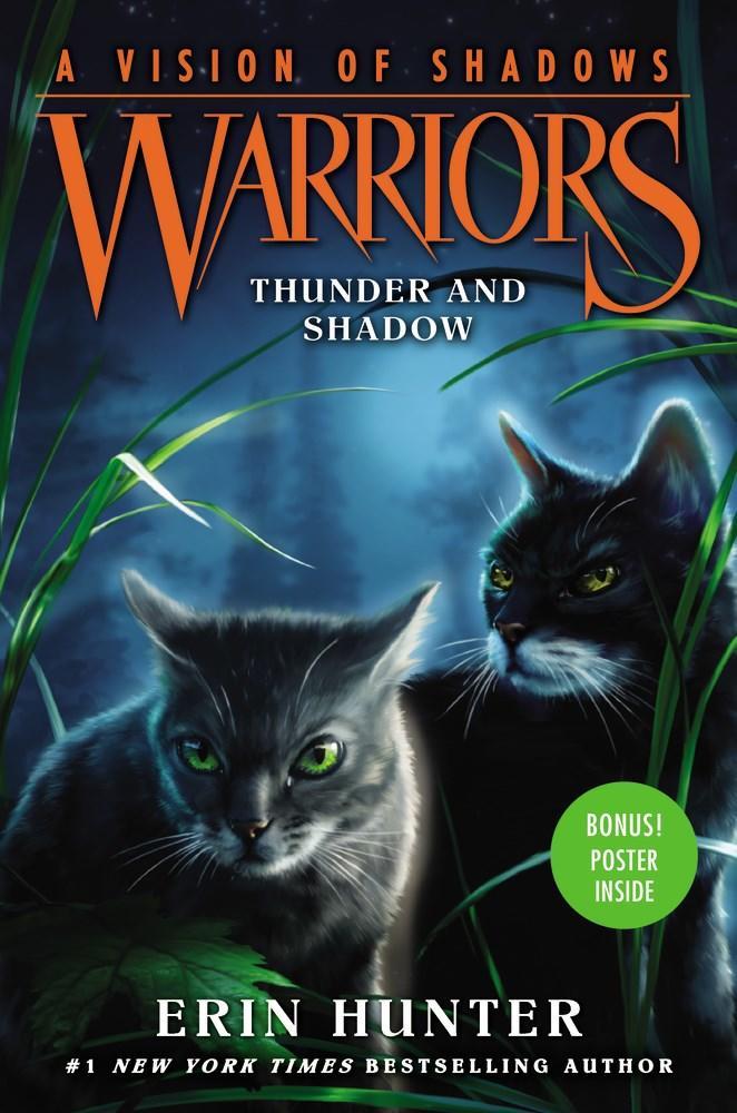 Переводы коты воителя
