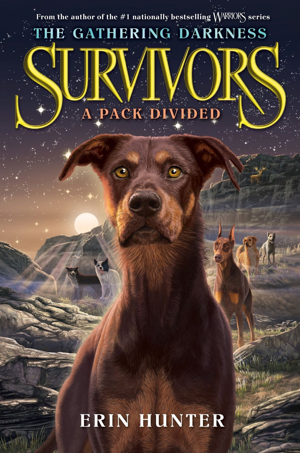 Survivors: A Pack Divided