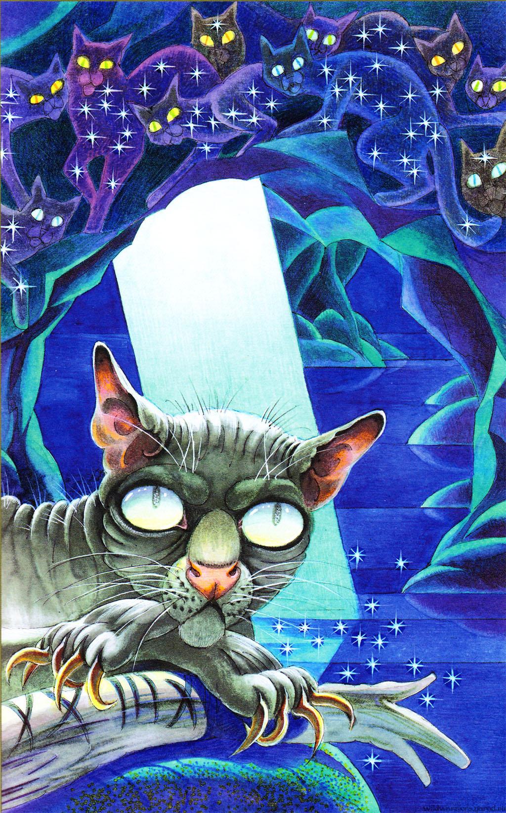 Книга коты воители герои племен скачать